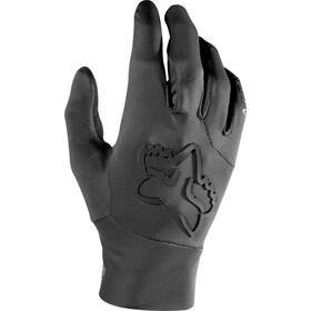Fox Attack Water Gloves Herren black/black